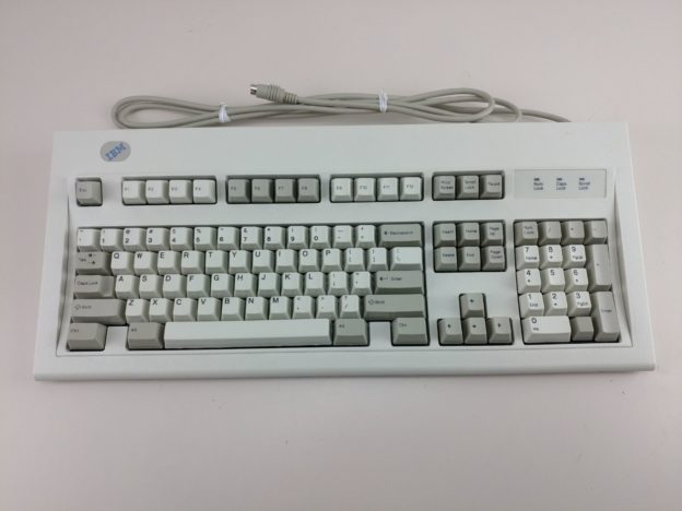 PS/2 Keyboard