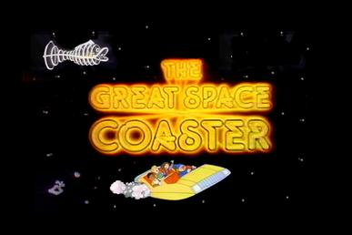Great Space Coaster title screen