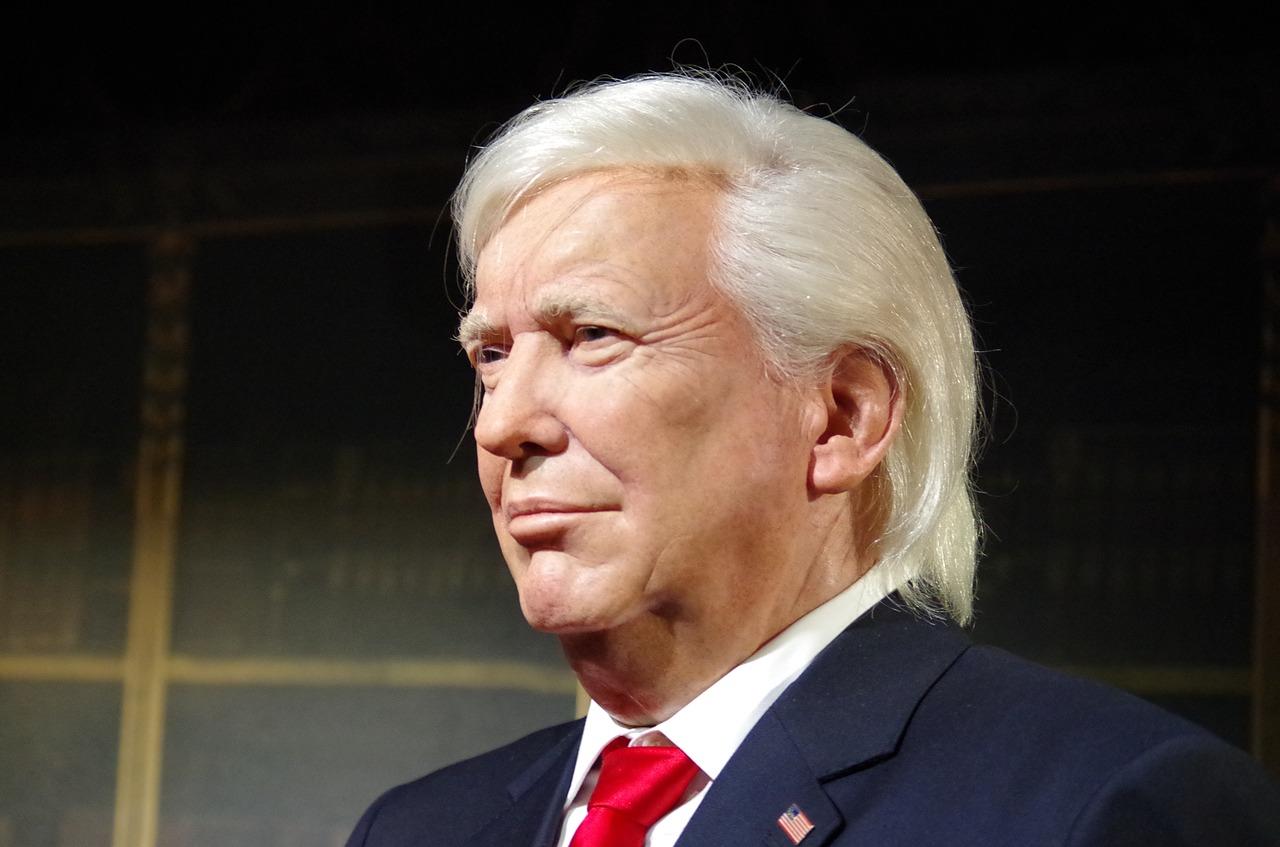 Punching Trump as a Tourist Destination?
